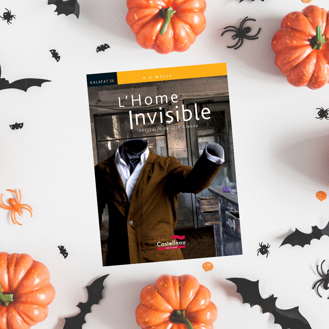 L'Home Invisible (lectura per a Halloween)